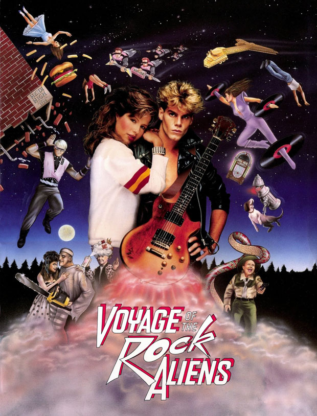 Voyages of the Rock Aliens